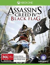 Assassins Creed IV Black Flag Pirate Hack Slash Game For Microsoft XBOX One XB1