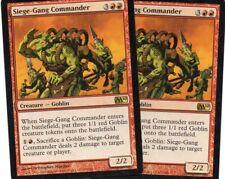 Siege-Gang Commander MTG Dominaria 143//269 Near Mint