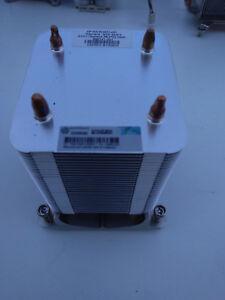 RADIATEUR HP S2KBVN5 SOCKET LGA 1155/1156/1150 OCCASION TESTE (2678)