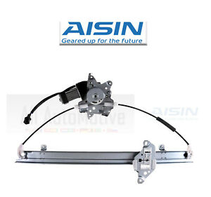 Power Window Motor & Regulator OE Aisin 05-15 Nissan Frontier Xterra Pathfinder
