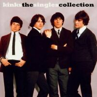The Kinks Singles Collection CD Very Best Of Album Greatest Hits Ray Davies