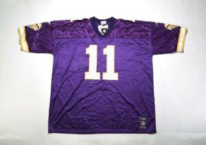 VINTAGE 2002 NFL Replica Jersey R701H-CULPEPPER11 Culpepper/Minnesota Vikings