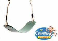 Verde Avvolgere Swing Cintura di sicurezza flessibili Children's KIDS Arrampicata Telaio Struttura