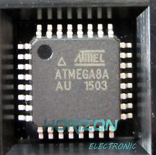 5PCS ATMEL ATMEGA8A-AU MEGA8 MEGA8-AU TQFP32 Microcontroller MCU AVR 8K