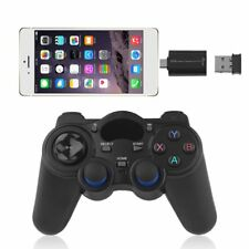 2.4GHz Wireless Dual Joystick Game Controller Gamepad For PC Android Hot