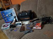 Sony Handycam Digital 8 DCR-TRV820E built in printer