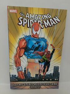Amazing Spider-Man Complete Clone Saga V5 (2017) TPB NEW Marvel Softcover