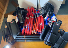 Large Ata Duffle Bag filled with all sparring equipment