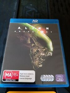Alien Anthology - Blu-ray