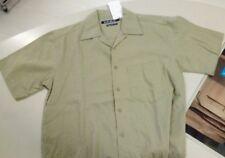 Camisa hombre manga corta talla mediana modelo 7