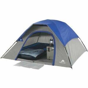 Ozark Trail 3-Person Dome Tent 84X84X42 WT170707-1 ~NEW