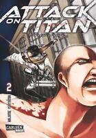 Attack on Titan  2 Manga