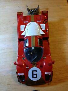 FLY C26 FERRARI 512S Berlinetta Monza 1970 NEW  1/32 SLOT CAR body