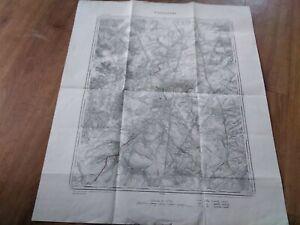 Vintage Waterloo Map