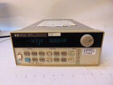 HP 66311B Mobile Communications DC Source 0-15V, 0-3A, 5A Peak  S4149