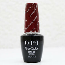 OPI GelColor Soak Off LED/UV Gel Nail Polish 0.5oz Ro-Man-ce on the Moon #HPG33