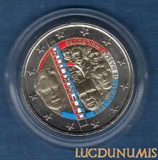 2 euro Commémo Couleur Color – Luxembourg 2015 Dynastie Nassau-Weilburg  - Luxem
