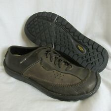 Keen Brown Leather DILLON Sneaker Shoe Men's 10