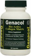 Genacol Bio-Active Collagen Matrix Capsules 90 capsules Aminolock Sequence