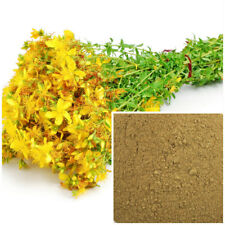 St. John's Wort powder, organic, soap making supplies, herbal extracts.