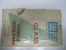68-72 Chevelle Cutlass Sport Sedan RH Tinted Vent Window Glass NOS 9712500