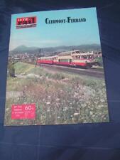 vie du rail 1959 725 CLERMONT FERRAND PUY DE DOME AULNAT