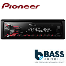 Pioneer MVH-190Ui Mechless Direct iPod iPhone USB AUX Car Stereo Radio Player