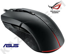 ASUS ROG Strix Evolve Aura Sync Black Gaming Mouse Wired USB Computer PC Laptop