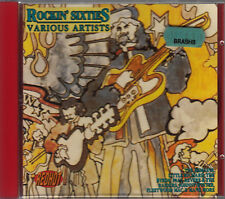 ROCKIN' SIXTIES / Various Artists - CD 1989 : Made in Australia by Disctronics