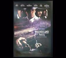 Mulholland Falls 1996 Neo Noir Original Australian O/S Cinema Movie Poster 380