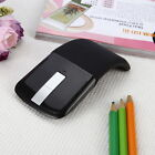 Arc Touch Wireless Home Office Optical Mouse 2.4GHZ Mice USB for PC Microsoft 2
