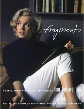 Hardcover - Fragments : Poems, Intimate Notes, Letters by Marilyn Monroe (2010)