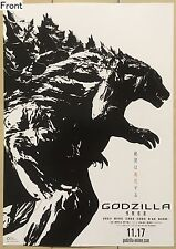 Godzilla: Planet of the Monsters Promotional Poster Type A