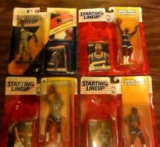 LOT OF 4 STARTING LINEUP SPORTS SUPERSTAR COLLECTIBLES--1992, 1994, NEW/OLD