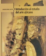 INTRODUCCION AL ESTUDIO DEL ARTE AFRICANO African Art Sculpture Cuba