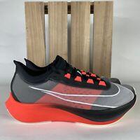 Nike Zoom Fly 3 NYC CT1514-001 Black/Crimson/Green Nebula/Sail Men's Shoes 12.5