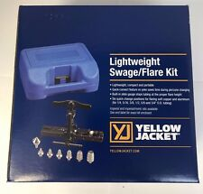 New listing Ritchie Yellow Jacket 60430 Lightweight Swaging/Flaring Tool