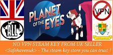 Planeta de los ojos de vapor clave no VPN región libre de Reino Unido Vendedor