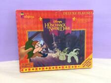 The Hunchback of Notre Dame, Colorforms Playset, Deluxe Play Set, Vintage Disney