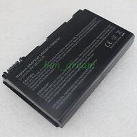 6Cell 5200mAh Battery For ACER 5210 5220 5230 TM00741 TM00751 GRAPE32 GRAPE34