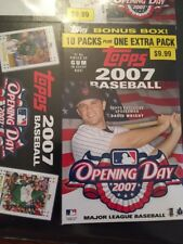 2007 Topps Opening Day Baseball Complete Set  Gold  /2007 With Diamond Stars Set