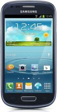 SAMSUNG GALAXY S3 MINI - 8 GB- UNLOCKED ANDROID SMARTPHONE - Black Blue A+++
