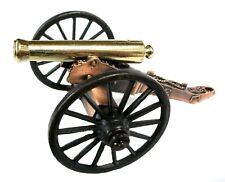 Miniature 1857 Napoleon Civil War Cannon- Bronze Barrel