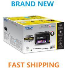 Epson WorkForce ET-3750 EcoTank All-in-One Supertank Printer (Part# C11CG20201)