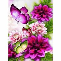 5D diamond embroidery butterfly animals diy diamond painting full square mosa BA