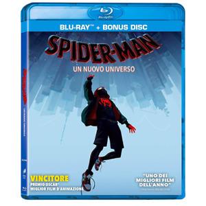 SPIDER-MAN - Un Nuovo Universo (2 Blu-ray)