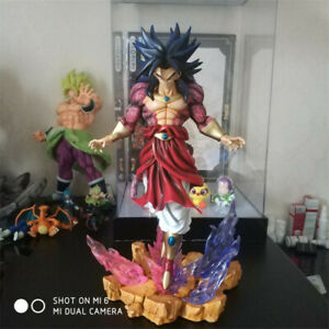 DRAGON BALL Broli Figurine GK Super Saiyan 4 Statue Collection Resin Original