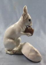 Eichhörnchen galluba hoffmann figur porzellan tierfigur squirrel porzellanfigur