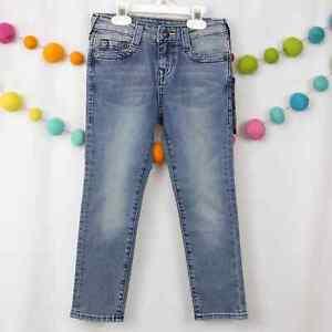 True Religion Rocco Kids Jeans NWY 5