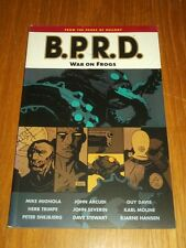 B.P.R.D. BPRD War on Frogs Vol 12 Mike Mignola (Paperback, 2010)< 9781595824806
